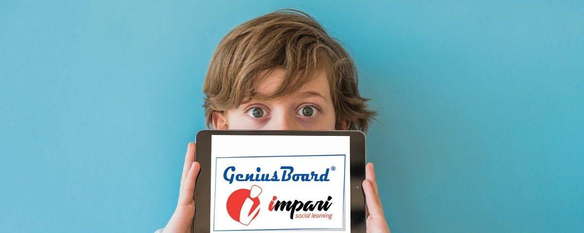 GeniusBoard Impari